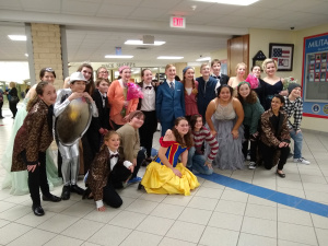 Junior High Theatre Puts a New Twist on a Classic Fairytale