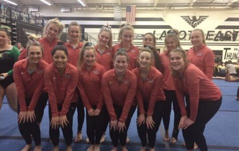 Knights Celebrate the Inaugural Gymnastics Season