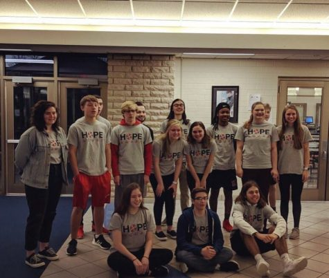 Cody Mayo Foundation Funds 8th Grade Trip