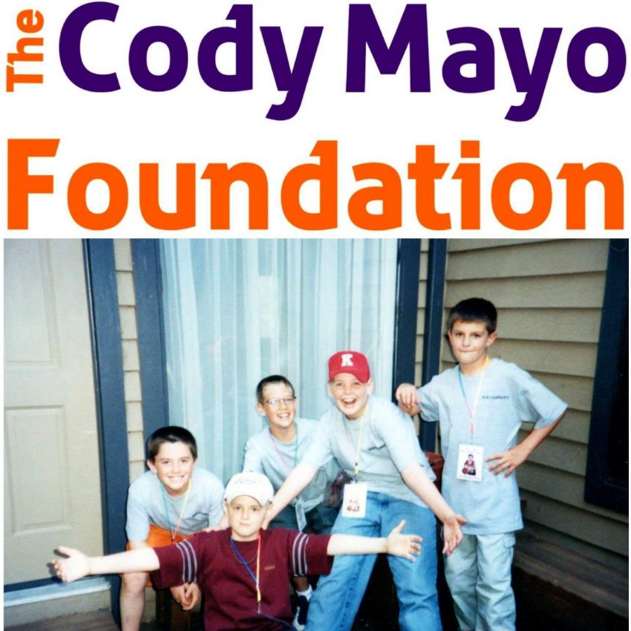 Photo+courtesy+of+The+Cody+Mayo+Foundation+Facebook