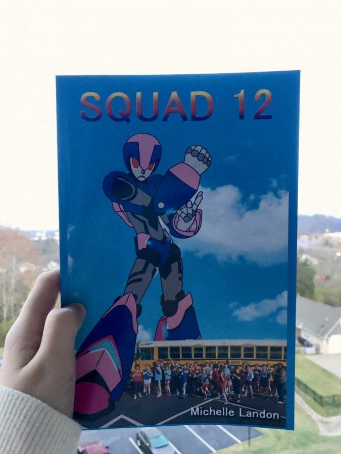 """Squad 12"" by Michelle Landon. Photo by Abigail MacNeil"