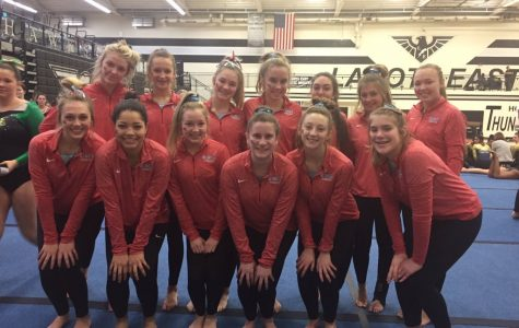 Gymnasts Ready for Approaching Season