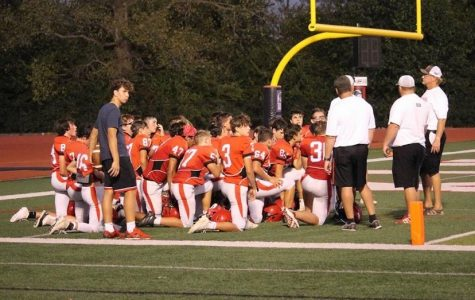 Freshman football team defined by wins