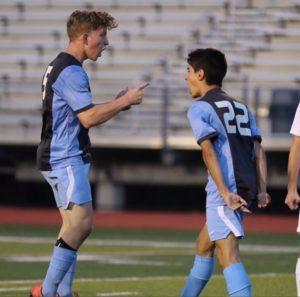 The Men's Soccer Team's Season Comes to a Close