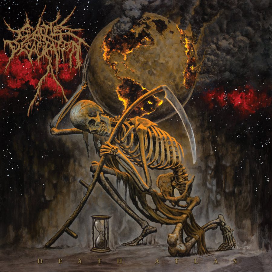 The album cover for