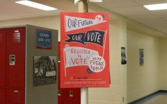 Registration drive encourages students to vote
