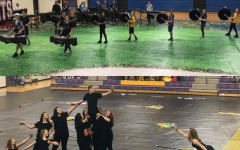 Indoor Drumline and Winter Guard 2019-2020