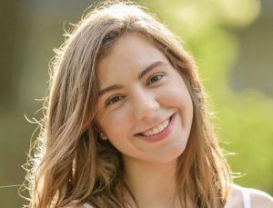 Lydia Ball, senior