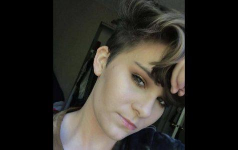 Gianna Annese, senior.
