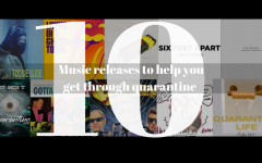 Ten music releases to help you get through quarantine