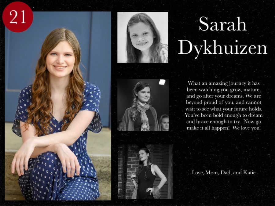 Sarah Dykhuizen