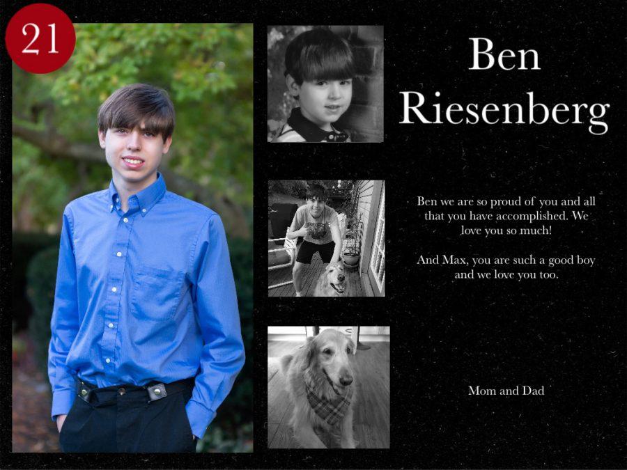 Ben Riesenberg