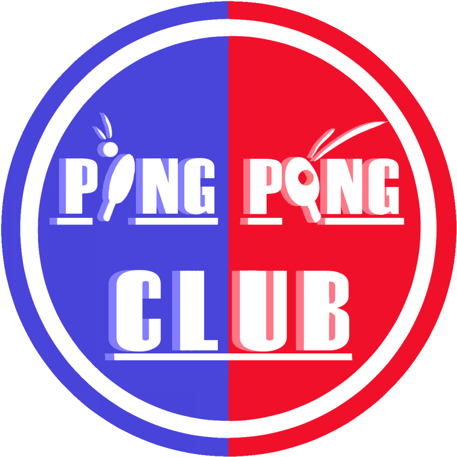 The logo of the Knight's Ping Pong Club was designed by club leader, Brayden Pond
